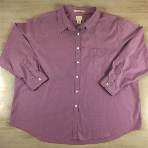 b6011e9dc86 L.L. Bean Tops - L. L. Bean Women s Plus 3x Button down Shirt C13